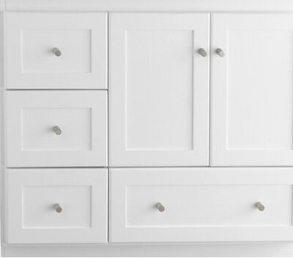 """Ronbow Shaker Cabinet 36"""" Single Bathroom Vanity Base Only Ronbow"""