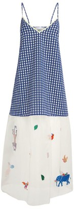 Mira Mikati Safari Embroidery Cami Dress