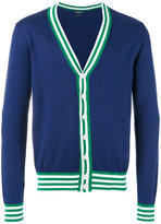 Ballantyne V-neck cardigan - men - Cotton - 50