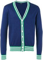 Ballantyne V-neck cardigan - men - Cotton - 54