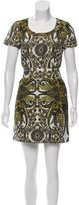 See by Chloe Belted Floral Print Dress