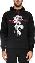 Christian Dior Rose Print Sweater