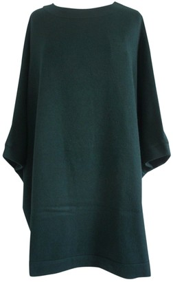 Undercover Green Wool Dresses
