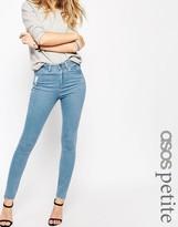 Asos Ridley Skinny Jeans in Primrose Wash
