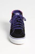 Vans 'SK8-Hi' Sneaker (Toddler, Little Kid & Big Kid) Pop Black/ Fandango Pink 11.5 M