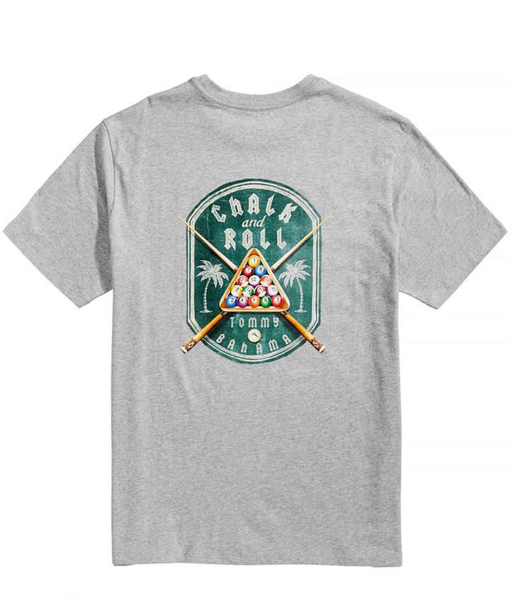 Tommy Bahama Chalk & Roll Men's Graphic-Print T-Shirt