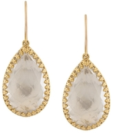 Larkspur & Hawk Sophia Drop Earrings - White