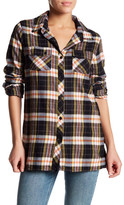 Volcom Crave You Long Sleeve Plaid Shirt