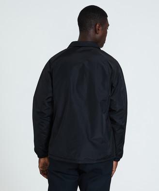 Brixton Claxton Collar Sherpa Jacket Black