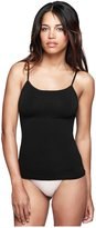 Yummie by Heather Thomson Sylvie Smoothing Adjustable Camisole - Black-L/XL