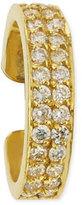 Anita Ko 18k Gold Diamond Single Ear Cuff