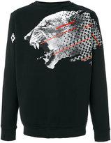 Marcelo Burlon County of Milan Sham printed sweatshirt - men - Cotton/Spandex/Elastane - S