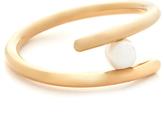 Rebecca Minkoff Metal Linear Wrap Ring