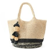 SONOMA Goods for LifeTM Cara Straw Tote