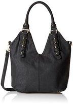 MG Collection Modern Shoulder Bag