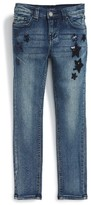 Vigoss Toddler Girl's Star Catcher Skinny Jeans