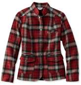 L.L. Bean Stonington Jacket, Plaid