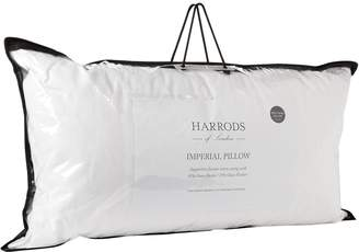 Harrods 85% Goose Down Imperial Pillow (King)