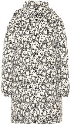 Moncler Gaou printed down coat