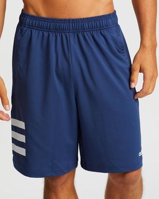 adidas Designed 2 Move 3-Stripes Shorts