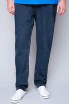 Yours Clothing Rockford Stonewash Comfort Fit Jeans - TALL
