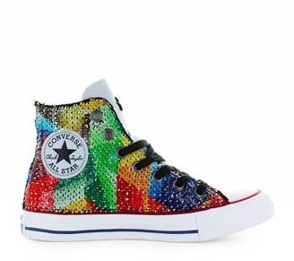 Converse Chuck Taylor Sneaker Multicolor Sequins Ltd Ed