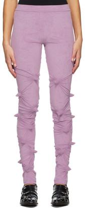 KIKO KOSTADINOV Purple Apex Leggings