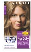 Clairol Age Defy 8A Medium Ash Blonde