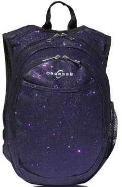 Obersee Sparkle Backpack with Insulated Cooler