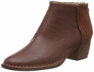Clarks Spiced Ruby Womens Ankle Boots