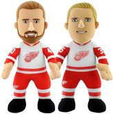 Bleacher Creatures Detroit Red Wings Dynamic Duos Henrik Zetterberg & Jimmy Howard Plush Figure Set