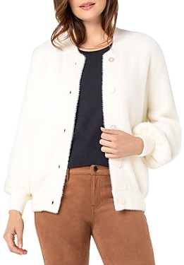 Liverpool Los Angeles Sweater Bomber Jacket