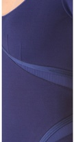 Zac Posen Short Sleeve Dress