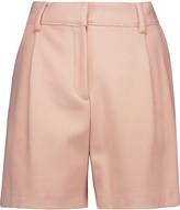 McQ by Alexander McQueen Cotton-felt shorts