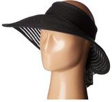 Echo Color Block Visor Sun Hat