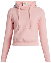 Vetements Champion Hooded Sweatshirt - Pink