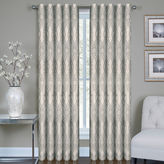 Asstd National Brand Buzby Metallic Rod-Pocket Curtain Panel