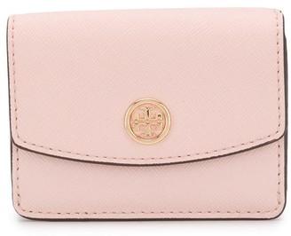 Tory Burch Robinson tri-fold mini wallet