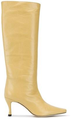 BY FAR Stevie knee-high boots