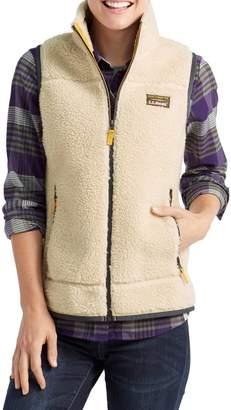 L.L. Bean L.L.Bean Mountain Pile Fleece Vest