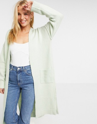 M Lounge relaxed cardigan