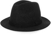 A.P.C. Fishing wool-felt fedora hat