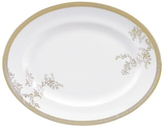 Wedgwood Lace Gold Plate (39cm)