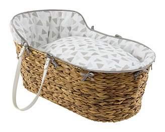 Clair De Lune Sparkling Muslin Hyacinth Basket