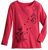 Disney Winnie the Pooh Long Sleeve T-Shirt for Women