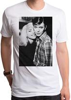 Goodie Two Sleeves David Bowie & Debbie Harry Tee - Men's Regular