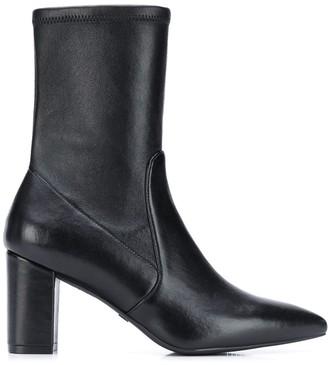 Stuart Weitzman Landry 75mm ankle boots