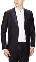 Diesel Black Gold Jrefake-New Wool Blend Blazer
