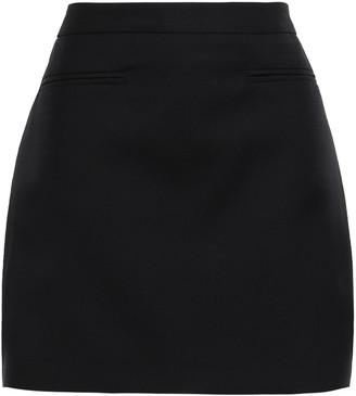 Anna Quan Jesse Twill Mini Skirt