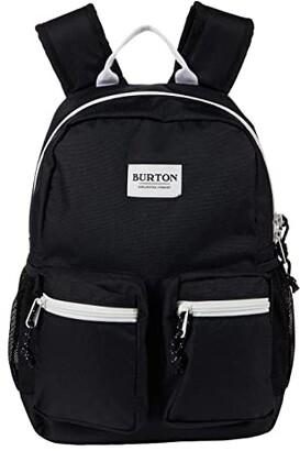 Burton Gromlet 15L Backpack (Little Kids/Big Kids) (True Black) Backpack Bags